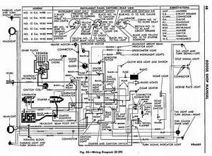 1949 Dodge Ignition Wiring