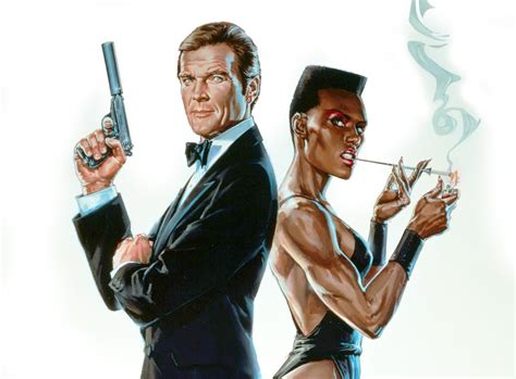A View To A Kill held its world premiere 30 years ago ...