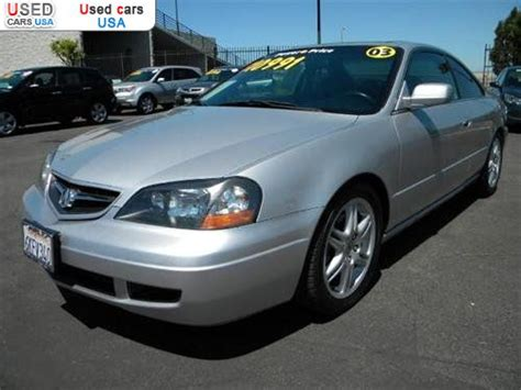 Acura Cl For Sale by For Sale 2003 Passenger Car Acura Cl Type S Torrance