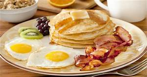 Popular American Breakfast Foods - How many have you tried?
