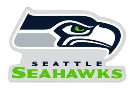 seattle seahawks nfl car bumper sticker decal  shipped