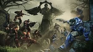 GEARS OF WAR JUDGEMENT Call To Arms Map Pack Announced