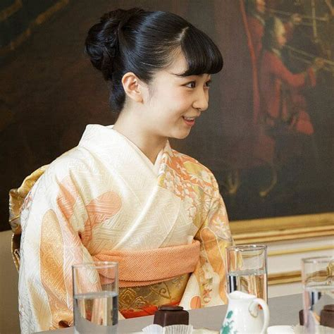 Japanese Princess Kako's official visit to Austria, 1st day
