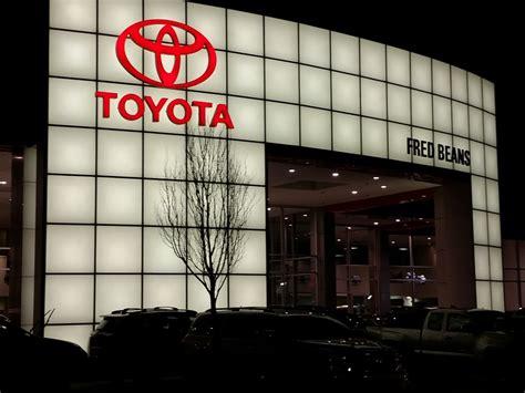 Fred Toyota fred beans toyota okalux america