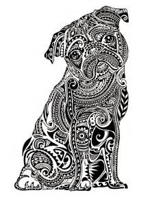 difficult buldog animals coloring pages for adults justcolor