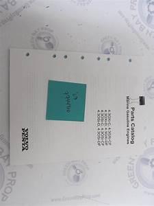 7744310 2003 Volvo Penta Stern Drive Parts Catalog 4 3l Gxi Osi