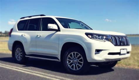 toyota land cruiser prado review price release date