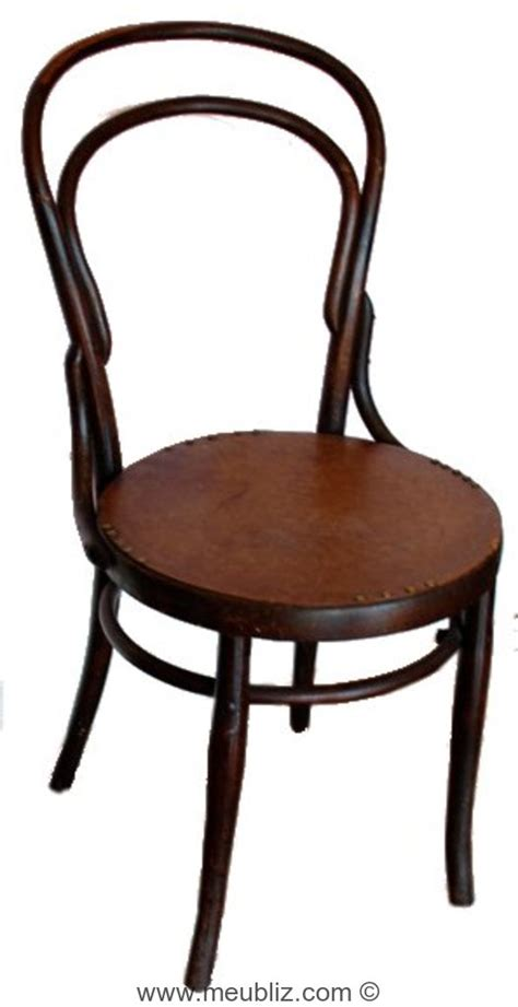 siege thonet les meubles thonet reconnaître facilement ce siège de