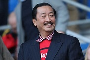 Cardiff City owner Vincent Tan announces plan to donate £ ...