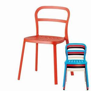 Chaise Chez Ikea : chaise reidar ikea marie claire maison ~ Premium-room.com Idées de Décoration