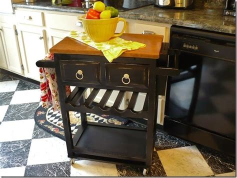 pics of kitchen islands 32 best images about kitchen cart on black 4181