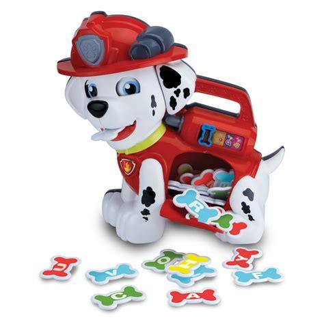 vtech paw patrol treat time marshall toys zavvi