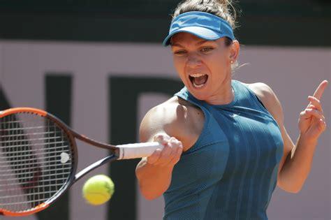 SIMONA HALEP, ÎN FINALĂ LA ROLAND GARROS 2018! Liderul WTA a făcut un meci fantastic cu Garbine Muguruza