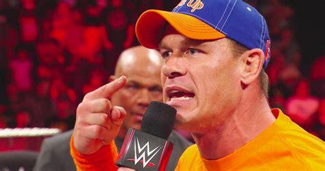 Did John Cena Bury Roman Reigns With His Promo On Raw?