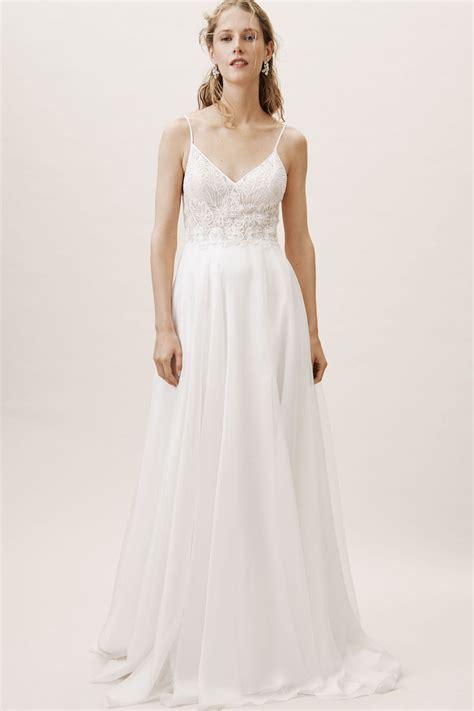 Stylish Spring 2019 Bhldn Wedding Dresses And Bridesmaid