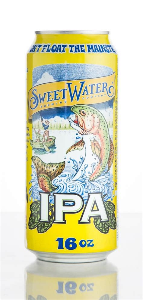 Review: SweetWater Brewing Company IPA | Craft Beer ...