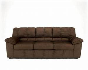chocolate micro fiber sofa at menards couch pinterest With sectional sofa menards