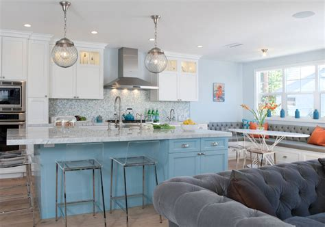 desirable kitchen island decor ideas color schemes