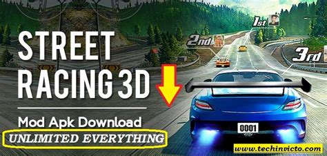 Share it with your friends. Download Street Racing 3D Mod Apk Unlimited Money Hack