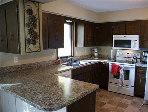 want new countertops giveaway grinning cheek to cheek