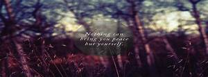 Facebook Covers Life Quote Life Quotes Peace Quote Quotes ...