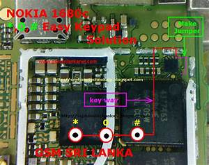 All Mobile Phones Repairing Solution   Nokia 1680c