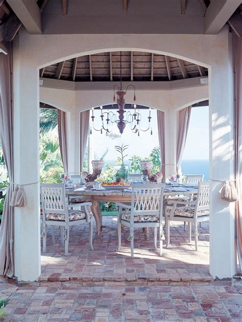 chandeliers for bedrooms outdoor dining pavilion with italianate chandelier 11018 | ci charles faudree interiors pg 024 dining pavilion v lg