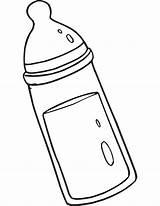 Coloring Milk Bottle Water Pages Jug Baby Chocolate Getcolorings Printable Getdrawings Print sketch template