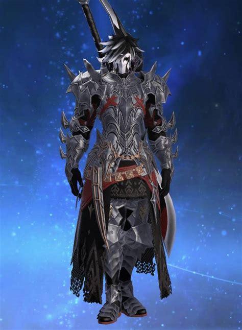 eorzea  chaos cuirass final fantasy xiv