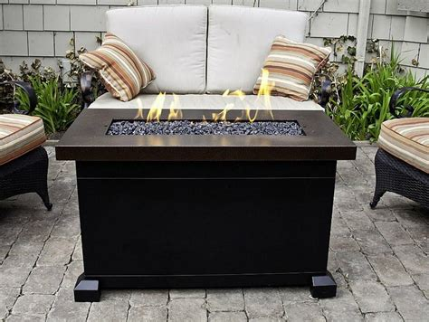 small propane pit table pit design ideas