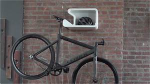 Fahrrad Haken Zum Aufhängen : shelfie ein regal f r 39 s fahrrad ~ Markanthonyermac.com Haus und Dekorationen
