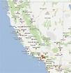 Anaheim California Map and Anaheim California Satellite Image
