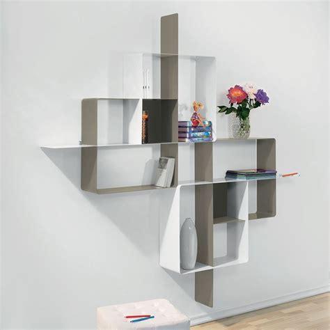 Librerie A Parete Moderne by Librerie Moderne Per Gli Spazi Living Librerie