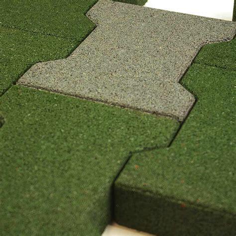 dog bone outdoor patio tiles green gray dog bone