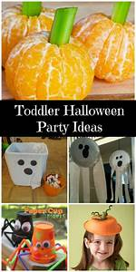 Toddler, Halloween, Party