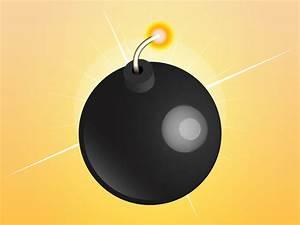 Design Symbols Pdf Round Bomb Graphics