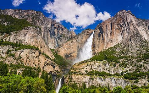 Incredible New Waterfalls Have Appeared Yosemite
