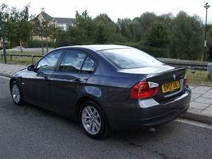Bmw 320d 2007 Occasion : used bmw 3 series 2007 manual diesel 320d se 4 door grey for sale uk autopazar ~ Gottalentnigeria.com Avis de Voitures