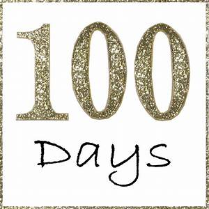 Anna Elizabeth Lifestyle: 100 Days!