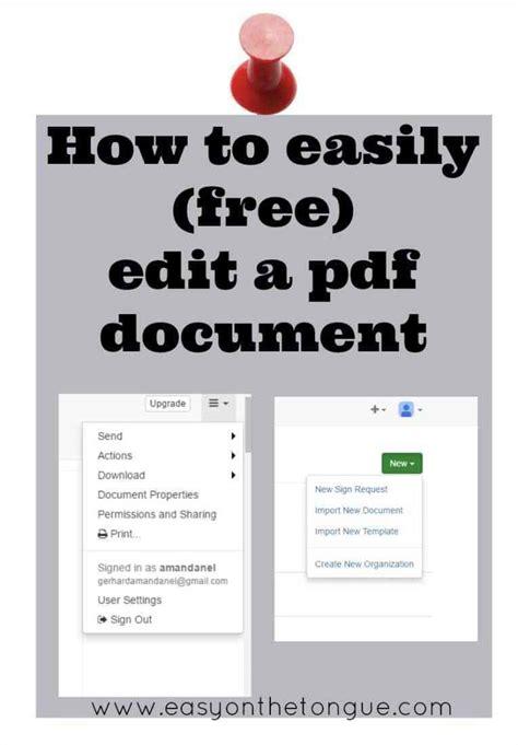 easily open  edit   document easy