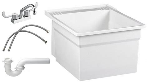 Fiat Laundry Tub by Laundry Faucet Usa