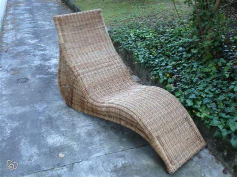 fauteuil chaise longue ikea karlskrona rotin sw7