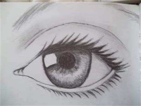 Behind The Eye Pen Ink About Objectss Eyes And Pencil Drawing Great Model For