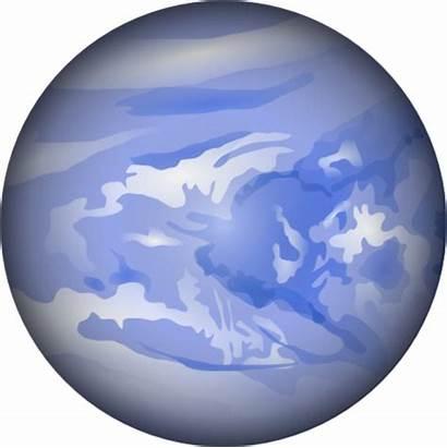 Planet Clipart Clip Venus Neptune Planets Atmosphere