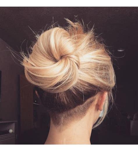 nape undercut hairstyles