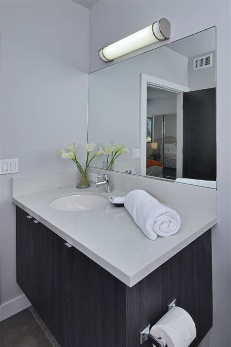 Linear Bathroom Lighting by Installation Gallery Bathroom Lighting Bathroom Lighting