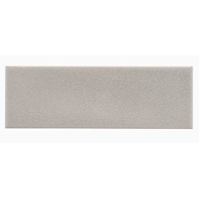 adex collection 3 quot x 9 quot flat surf gray