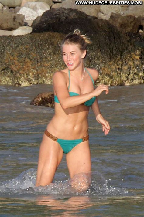 Several Celebrities Celebrity Sexy Beach