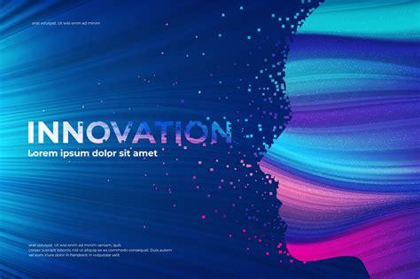 Innovation theme disintegration effect 1220864 - Download ...