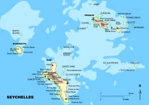 Historic Naval Map of of the Seychelles Seychelles